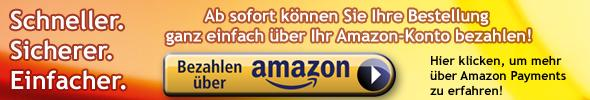 Bezahlen &uuml;ber Amazon