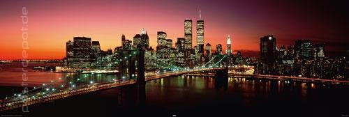 XXL-Poster-Brooklyn-Bridge-Night-New-York-Bruecke-Nacht