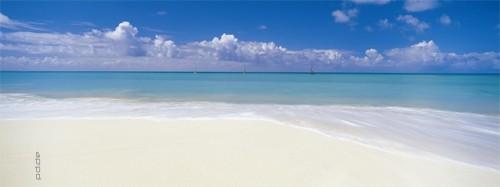 Fototapete sandstrand merr insel sand karibik urlaub ebay for Fototapete urlaub