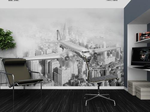 Jugendzimmer im new york stil ~ Raum Haus mit ...