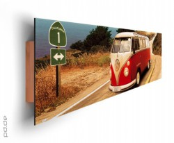 Deco Panel Californian Camper - route one – Bild 2