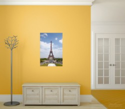 Poster Eiffelturm in Paris – Bild 2