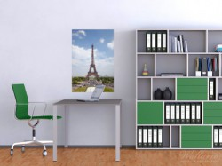 Poster Eiffelturm in Paris – Bild 4