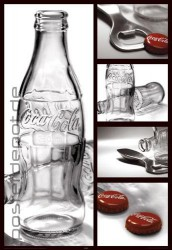 Poster Coca Cola Photography Max