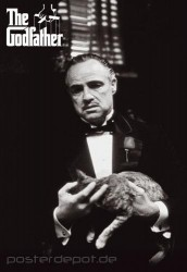 Poster Godfather - Don Vito