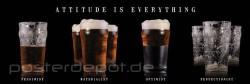 Poster Beer - Attitude