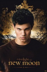 Poster Twilight New Moon - Jacob Trees