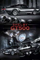 Poster Ford Shelby gt500