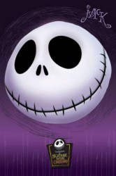 Poster Nightmare Before Christmas - head