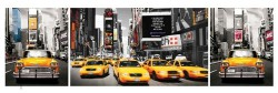 Poster New York - taxis