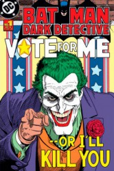 Poster Joker - vote for me
