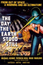 Poster AVELA - the day the earth stood still