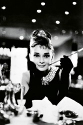 Poster Audrey Hepburn -  Breakfast At Tiffanys