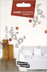 Wandsticker Home-Sticker - Hessel - Barocco