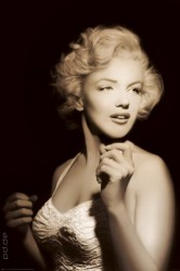 Deco Panel Marilyn - Spotlight – Bild 1
