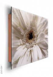 Deco Panel White Flower – Bild 2
