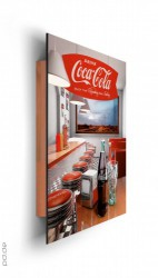 Deco Panel Coca-Cola - diner – Bild 2