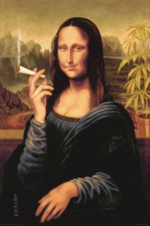 Poster Mona Lisa - joint
