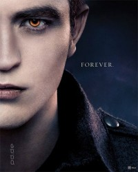 Poster Breaking Dawn - Edward