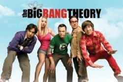 Poster The Big Bang Theory - Sky – Bild 1