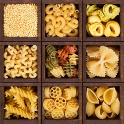 Deco Magnets Pasta - Nudeln