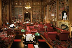 Fototapete Englische Bibliothek - House of Lords Library – Bild 1