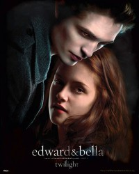 Poster Twilight - edward & bella