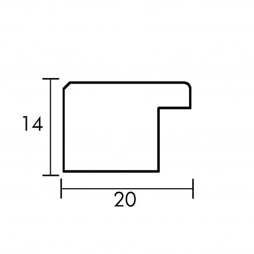 zubeh r bilderrahmen holzprofil 2210 holzrahmen 61 0 x 91 5 cm wei. Black Bedroom Furniture Sets. Home Design Ideas