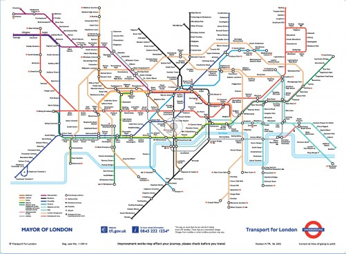 Karte London.Metro Karte London Kleve Landkarte
