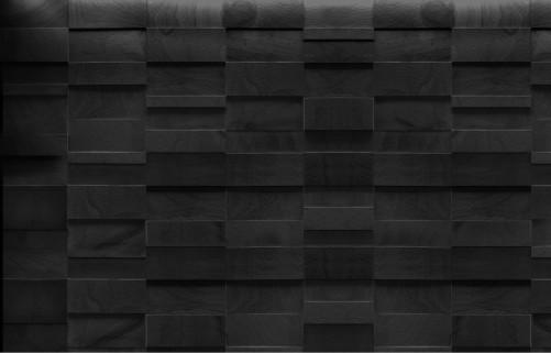 Fototapete steinwand schwarze marmorquader - Fototapete steinwand ...