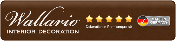 Wallario Interior Decoration - Logo